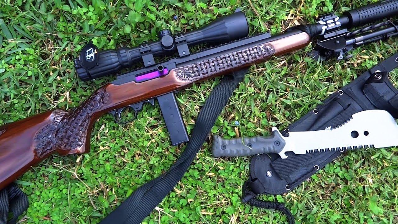"""BELLE Airsoft Sniper """"Shrike"""" KJW KC-02 Guide de révision et de mise à niveau"""