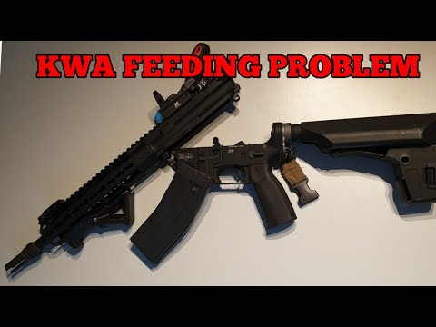 [T] KWA LM4 problème | Tom`s Airsoft Channel