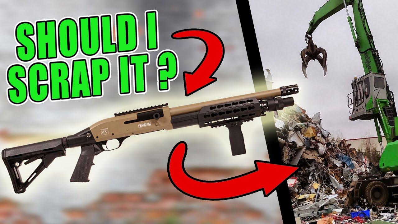 Est-ce le pire airsoft gun que j'ai examiné?