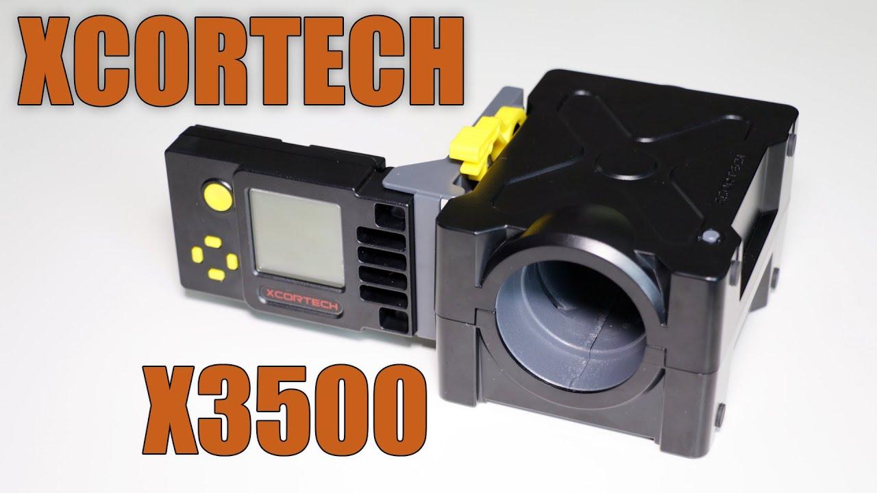 AIRSOFT | REVIEW | À confirmer | XCORTECH 3500 (ANGLAIS SUBS)