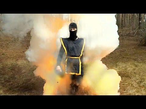 Puissante bombe de fumée maison pour airsoft (mélange de fumée légendaire)