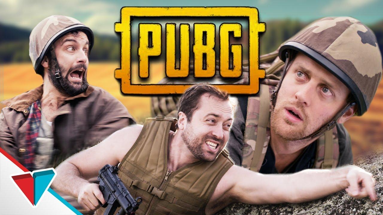 PUBG Logic Supercut (sketches amusants sur PUBG)