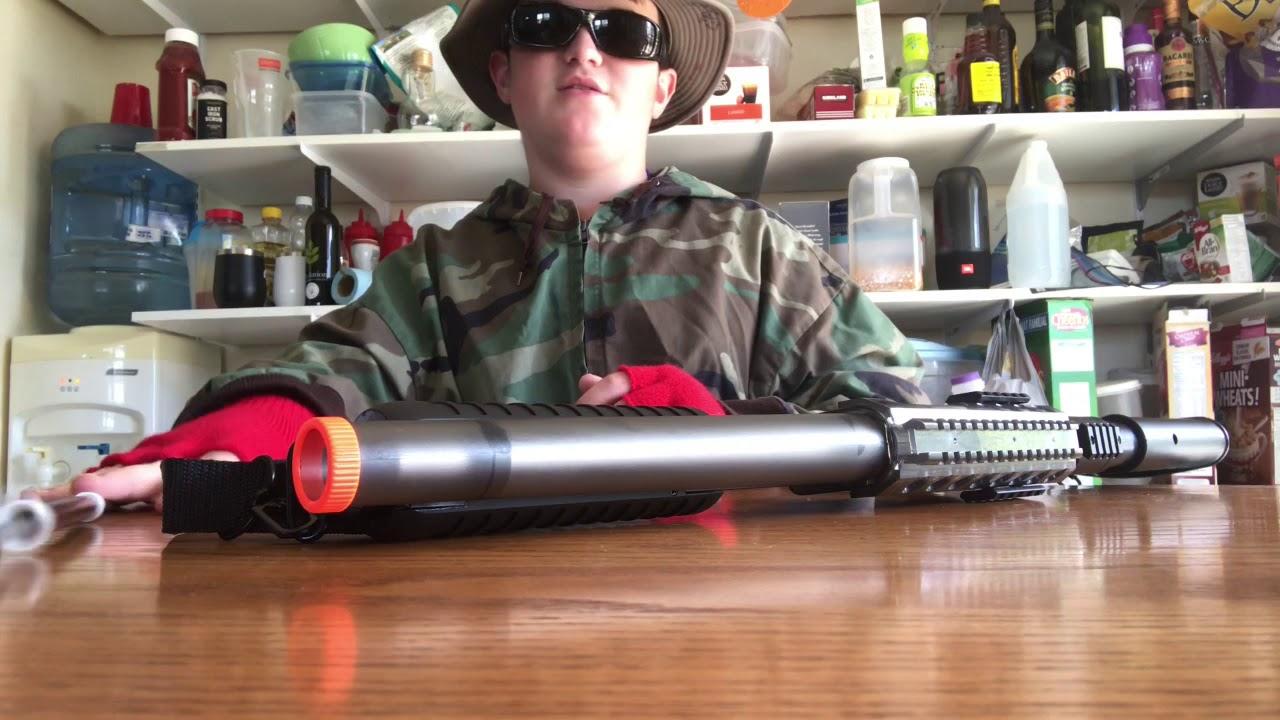 Chronique de GameFace Voodoo Shotgun Airsoft Gun
