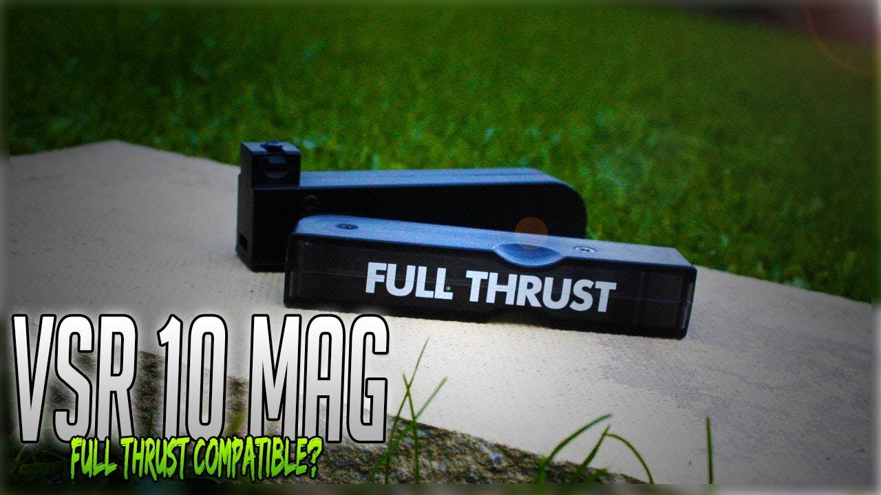 Comment rendre VSR 10 Full Thrust Compatible | Airsoft Tech