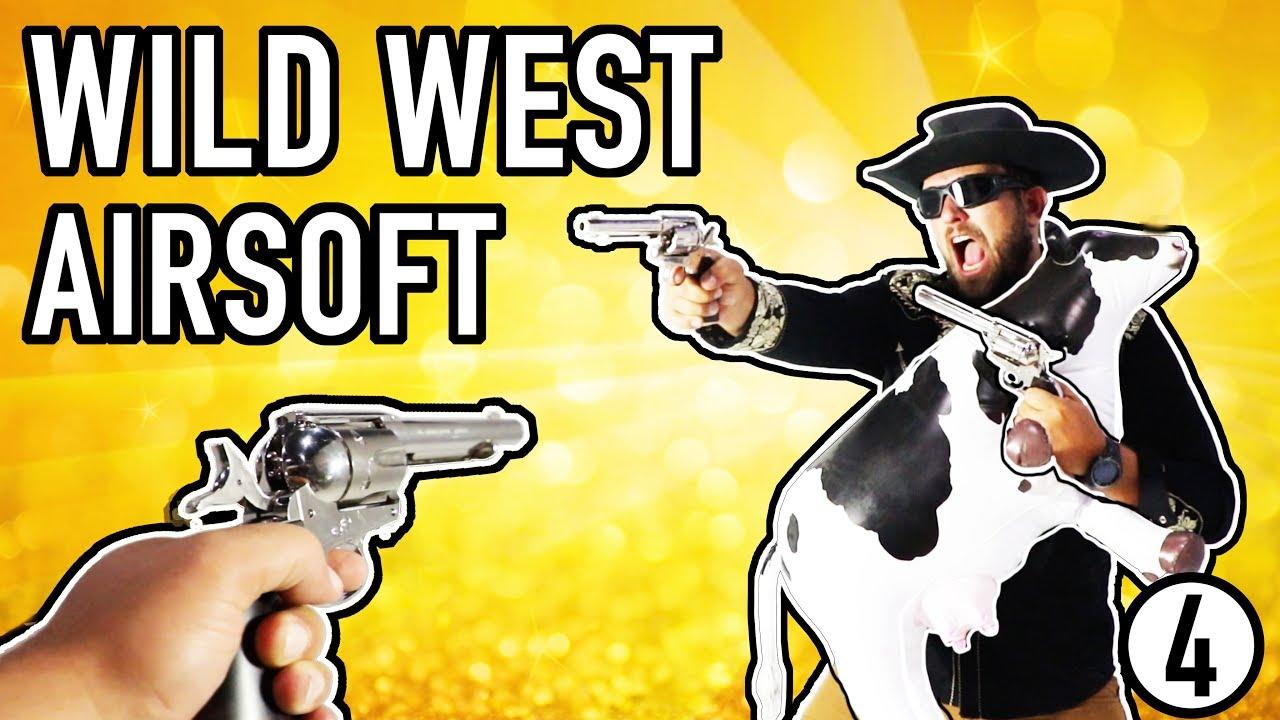 Airsoft WILD WEST | Chapitre quatre | Sniper des marais