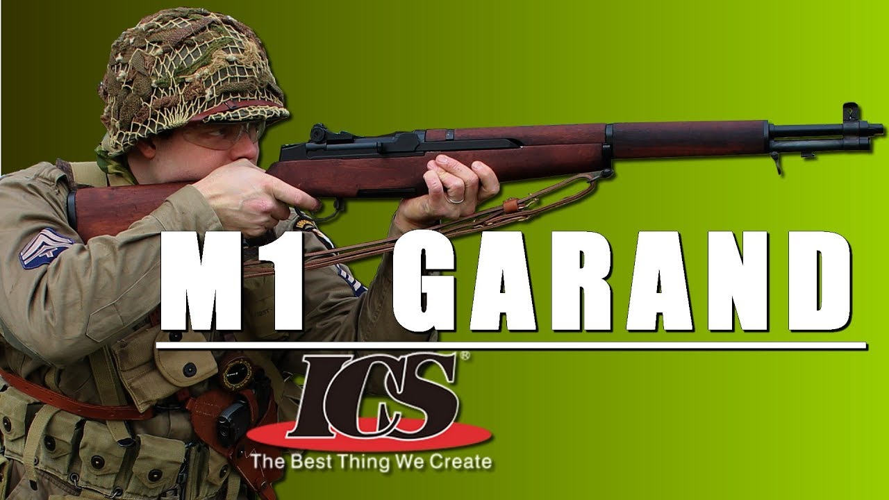 M1 Garand ICS – TNT-S+ upgrade – REVIEW AIRSOFT