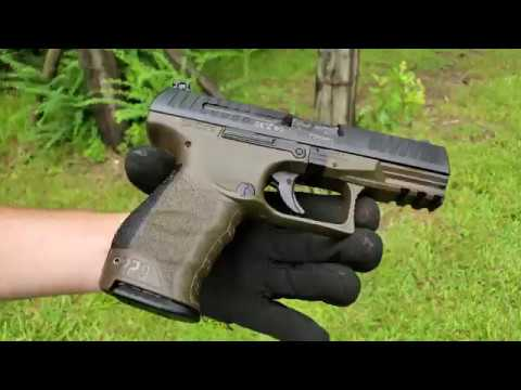 Walther PPQ et Smith & Wesson M & P 2.0 Compact
