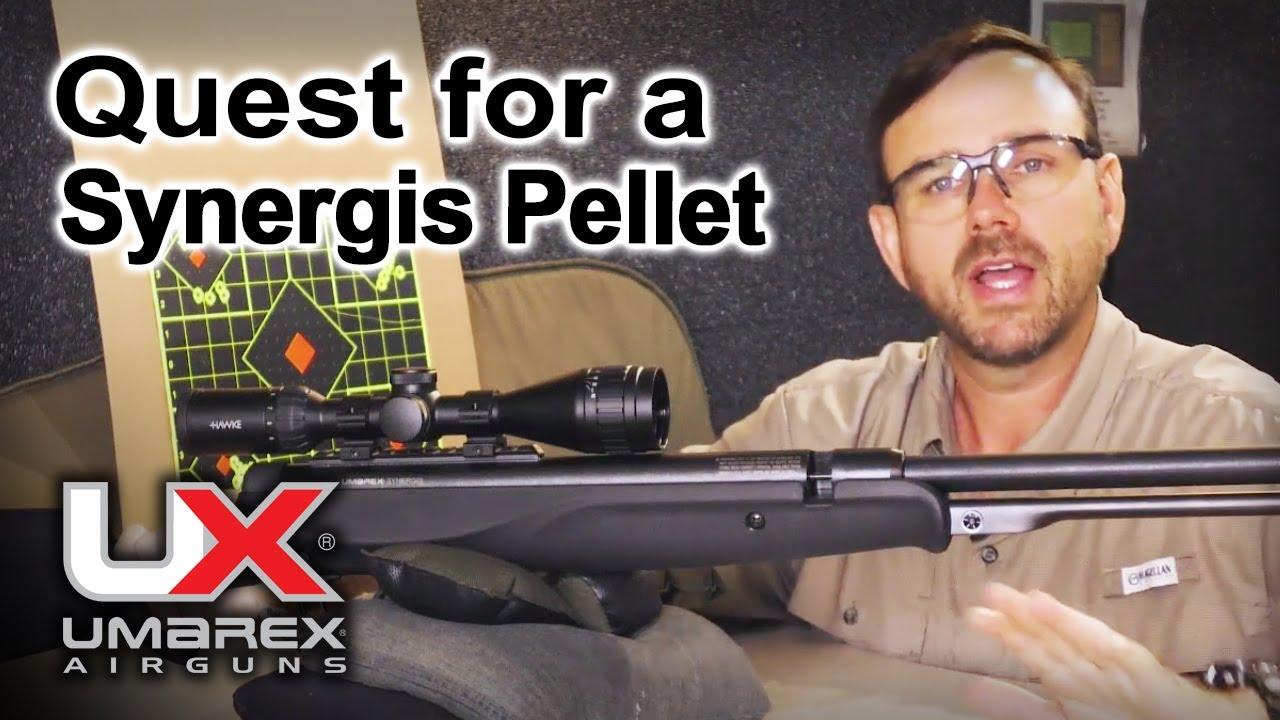 La quête du meilleur granule pour la carabine multi-coups Umarex Synergis Airgun