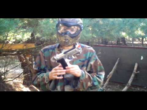 Test du pistolet TSD Airsoft CO2 Matrix M9