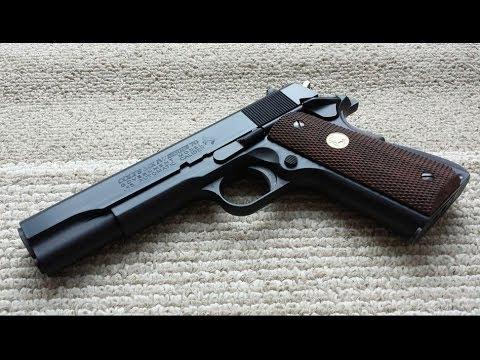 Tokyo Marui Colt 1911 MkIV Série 70 Avis [Airsoft]