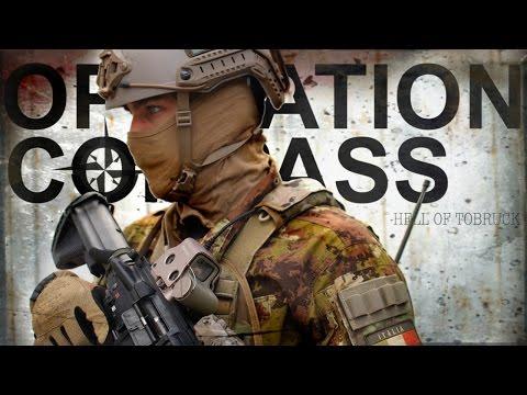 ★ Opération Compas: l'enfer de Tobruck ★ | Points forts [Reenactment/Milsim/Airsoft Video]
