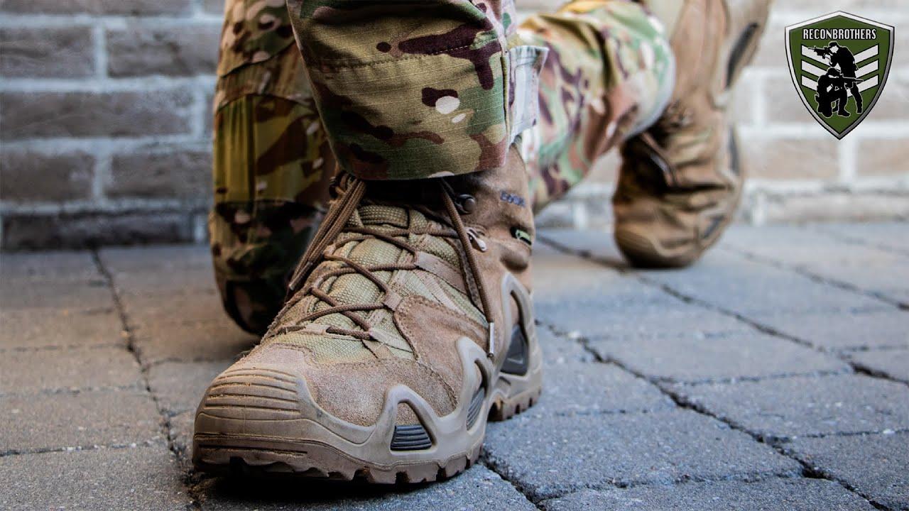 Choisir LES MEILLEURES bottes tactiques ou de randonnée + conseils de montage pour les forces militaires et airsoft