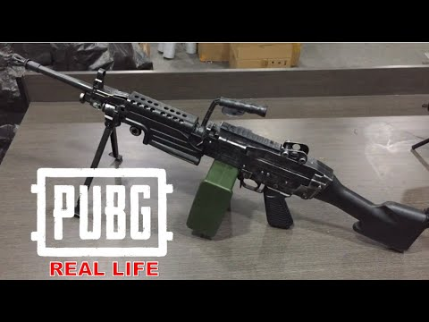 LEHUI M249 (Unboxing, Review and FPS Testing) – Blasters Mania