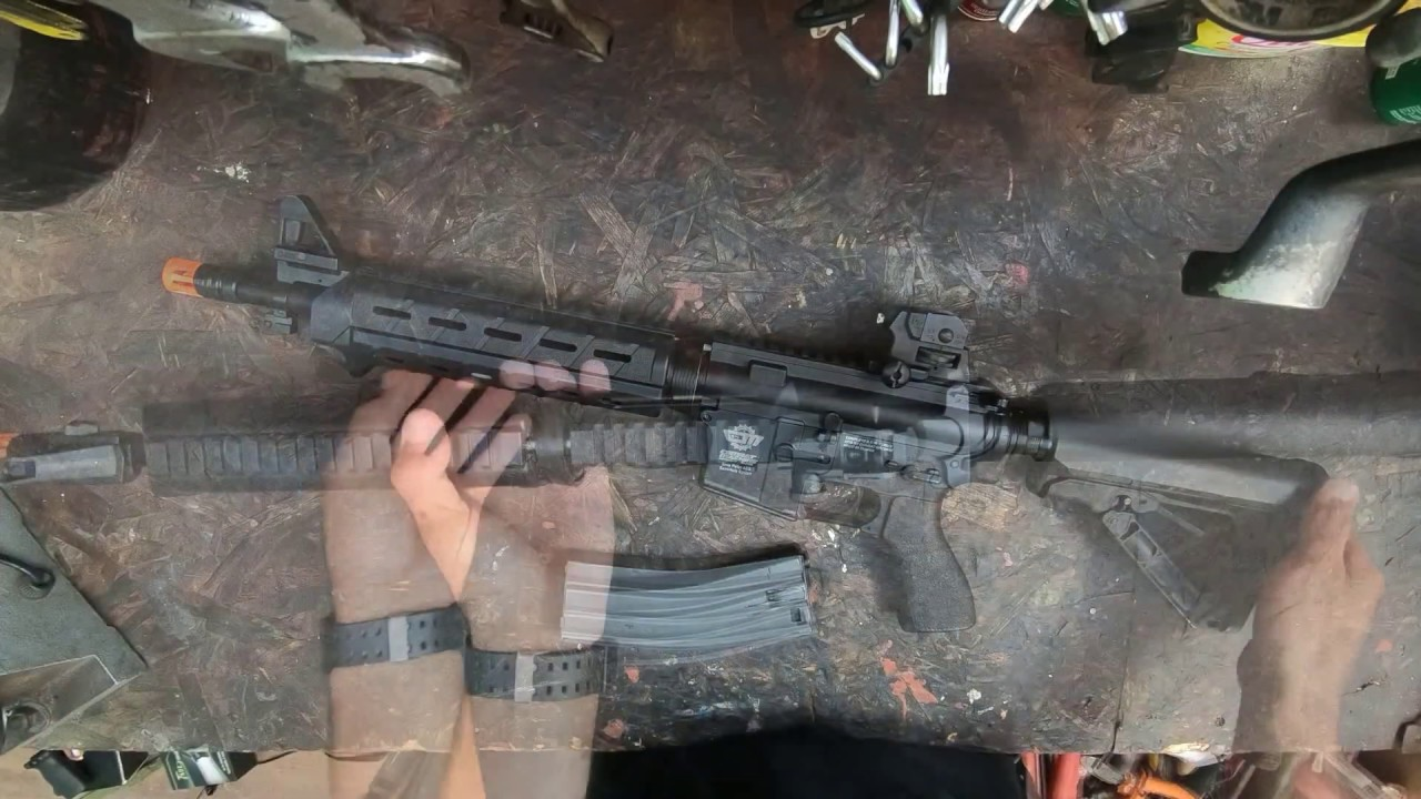 M4 G & G CM16 MOD 0 (Test)