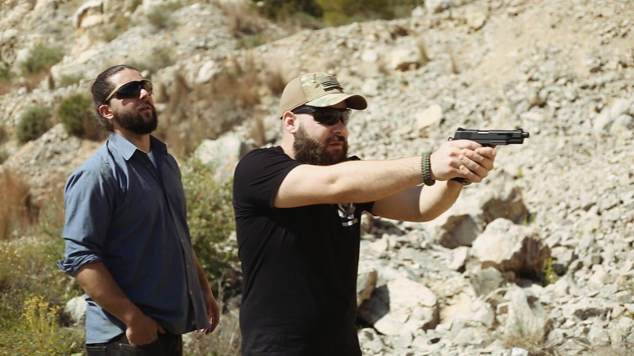 Tir Glock 17 KJW vs Secutor Rudis – Avis Airsoft