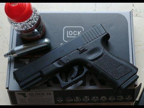 Vous devez vous procurer un pistolet Glock 19 BB (autorisé officiellement par Glock)