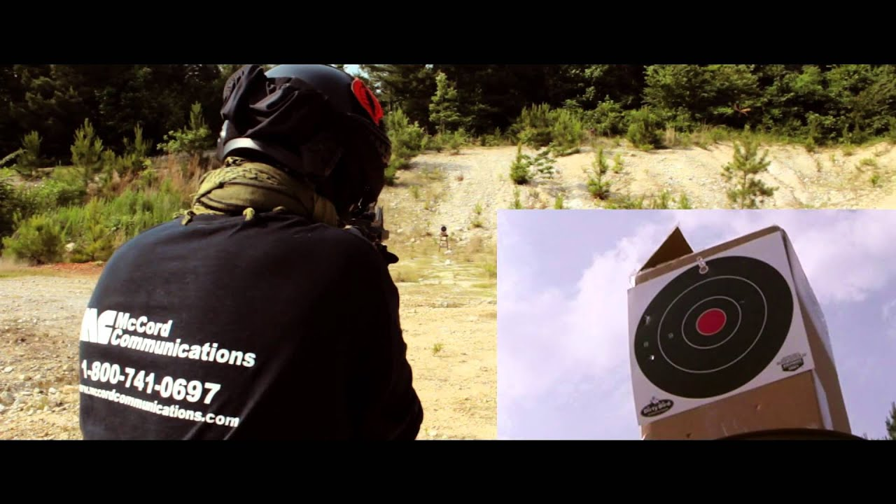 Airsoft – Elite Force M4 CQB Gun Review