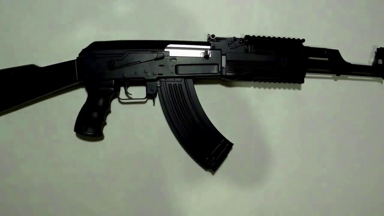 Machine CYMA CM022A CM022 Test Airsoft Gun Review