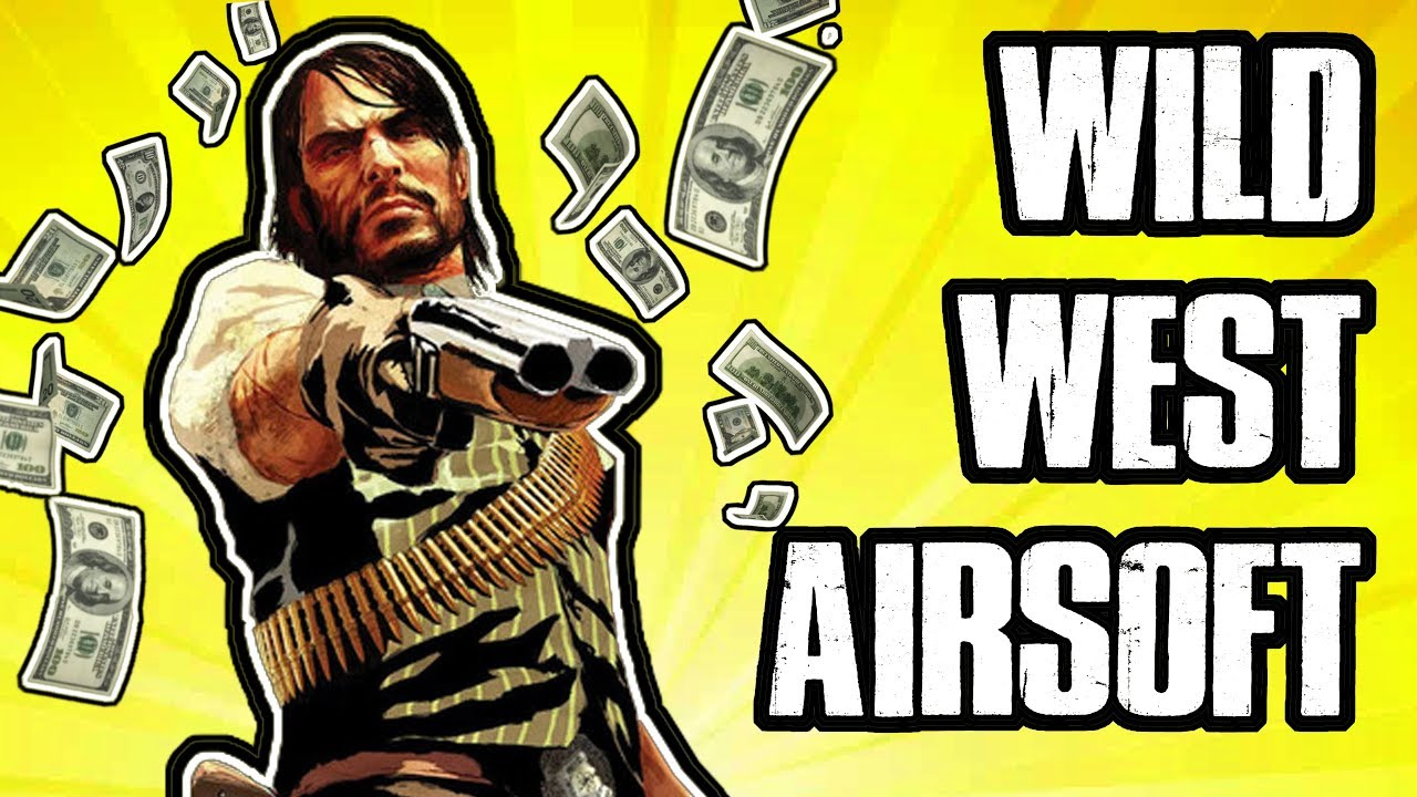 Airsoft WILD WEST | CHAPITRE FINAL | Sniper des marais