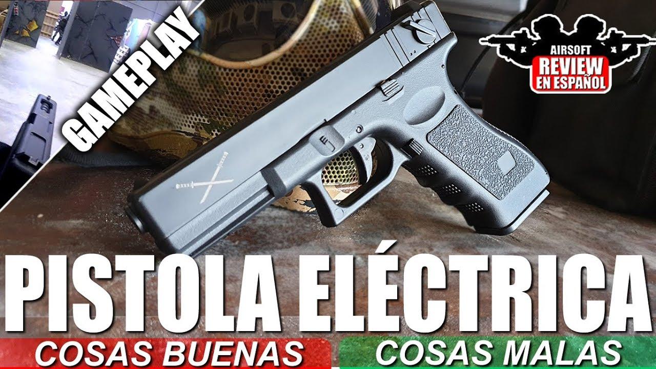 YAKUZA SAIGO – Est-ce une bonne idée d'acheter un pistolet électrique? | Airsoft Review en espagnol