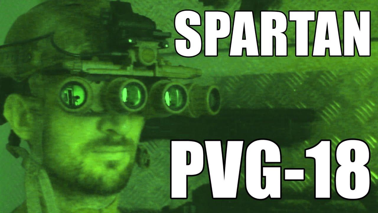 AIRSOFT   REVIEW   À confirmer   Mise à niveau du kit de lentilles Spartan Airsoft GPNVG-18 + Deluxe