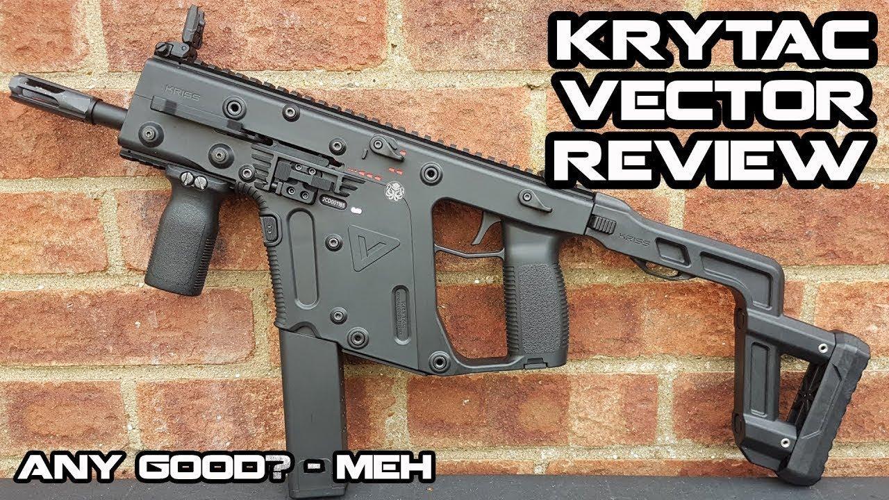 [Review Airsoft] – Kriss Vector de chez A&K