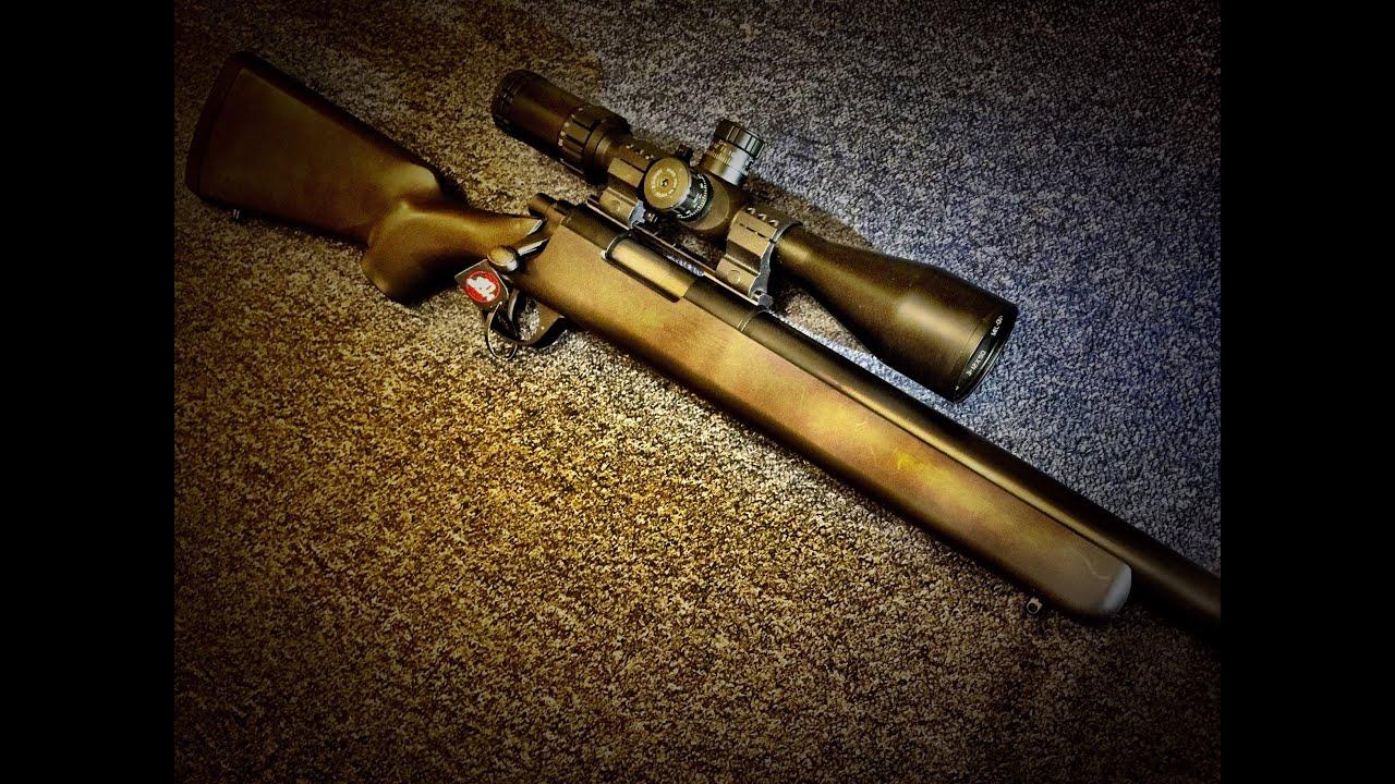 Mise à niveau du fusil de sniper Airsoft – Tokyo Marui VSR-10 avec éléments internes de l'armée de l'air