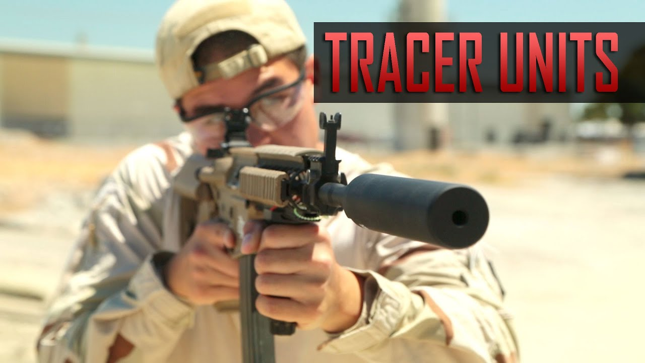 Airsoft Tracer Unit Gameplay et Tactiques – Unité G & G Tracer – Airsoft GI
