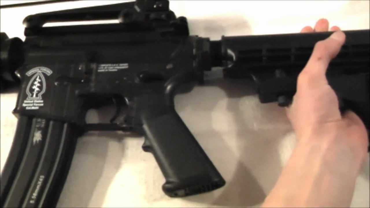 Examen Airsoft De G & G M4 Carbine