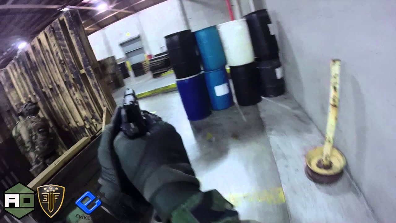 CQB City Pistols Only Game – HK45 – Airsoft Obsessed