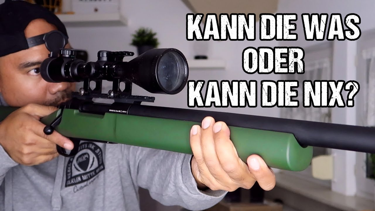 Airsoft Sniper Modifier le MOD 24 | Softair Review