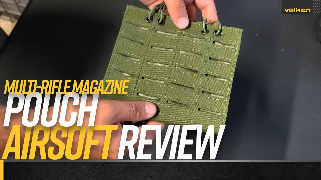 Valken Magazine multi-carabines – Revue Airsoft