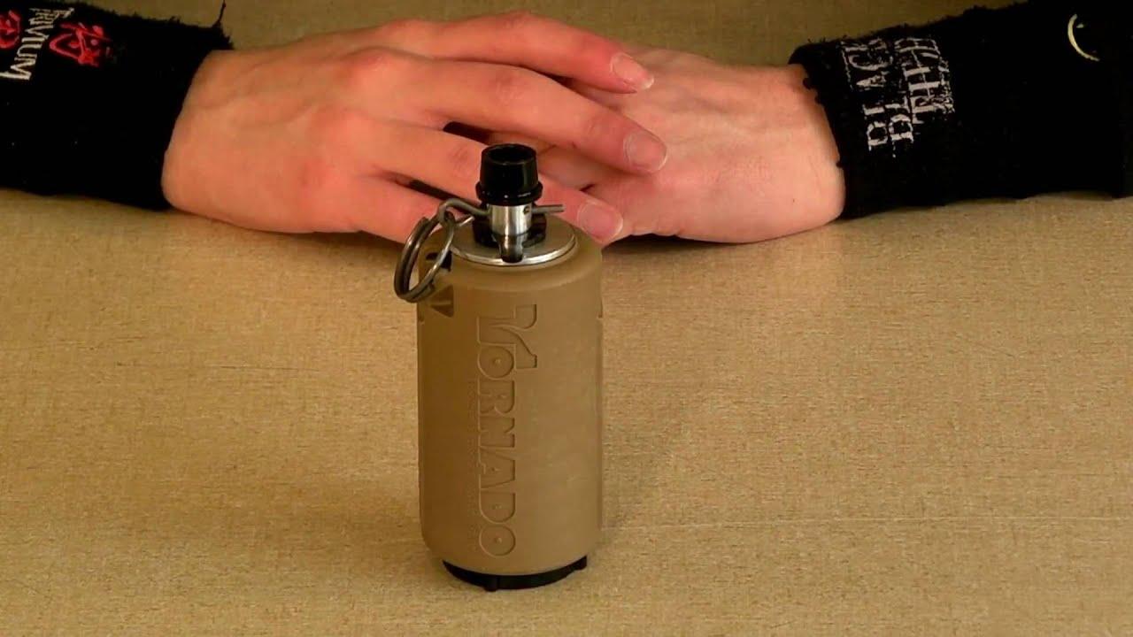 Airsoft Innovations Tornado Grenade examen