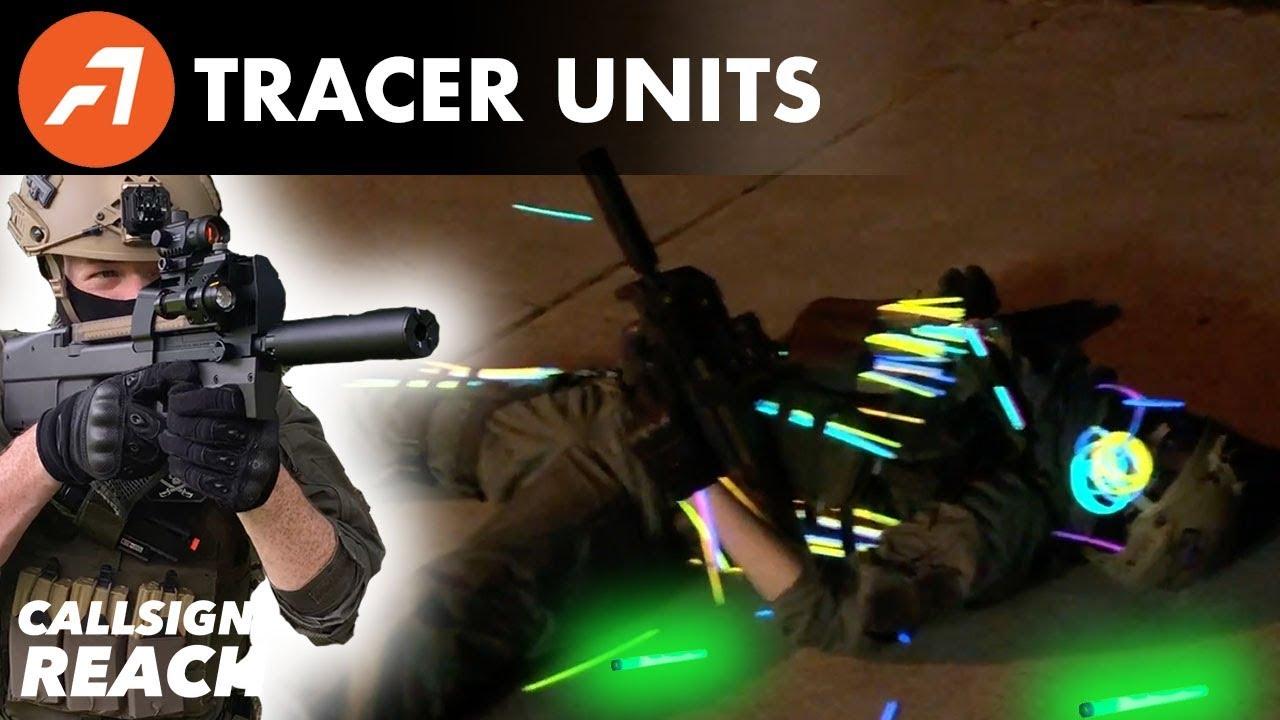 Airsoft Lasers! // AceTech Lighter, Unité de suivi et chronographe Airsoft AT1000