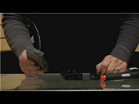 Airsoft Guns: comment charger un pistolet Airsoft