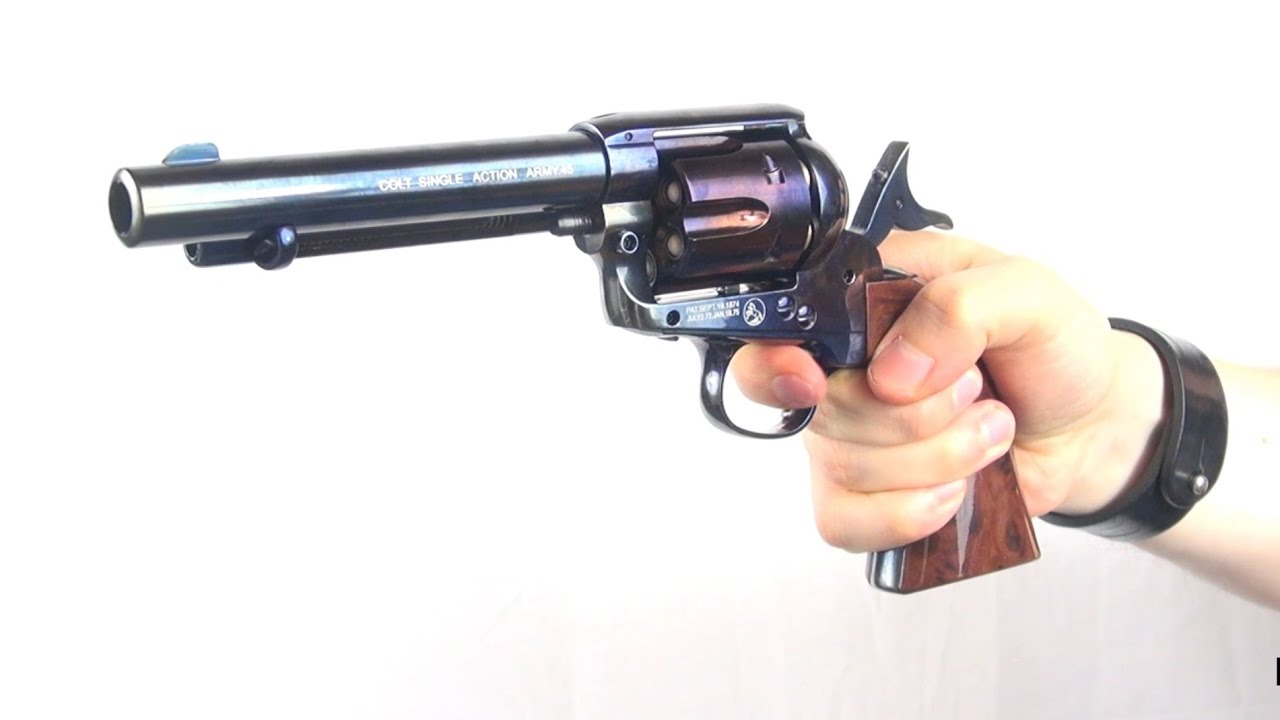 (Airsoft) Colt Single Action Army Umarex
