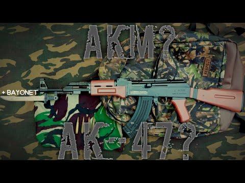 AKM Review   AK-47 airsoft indonésien