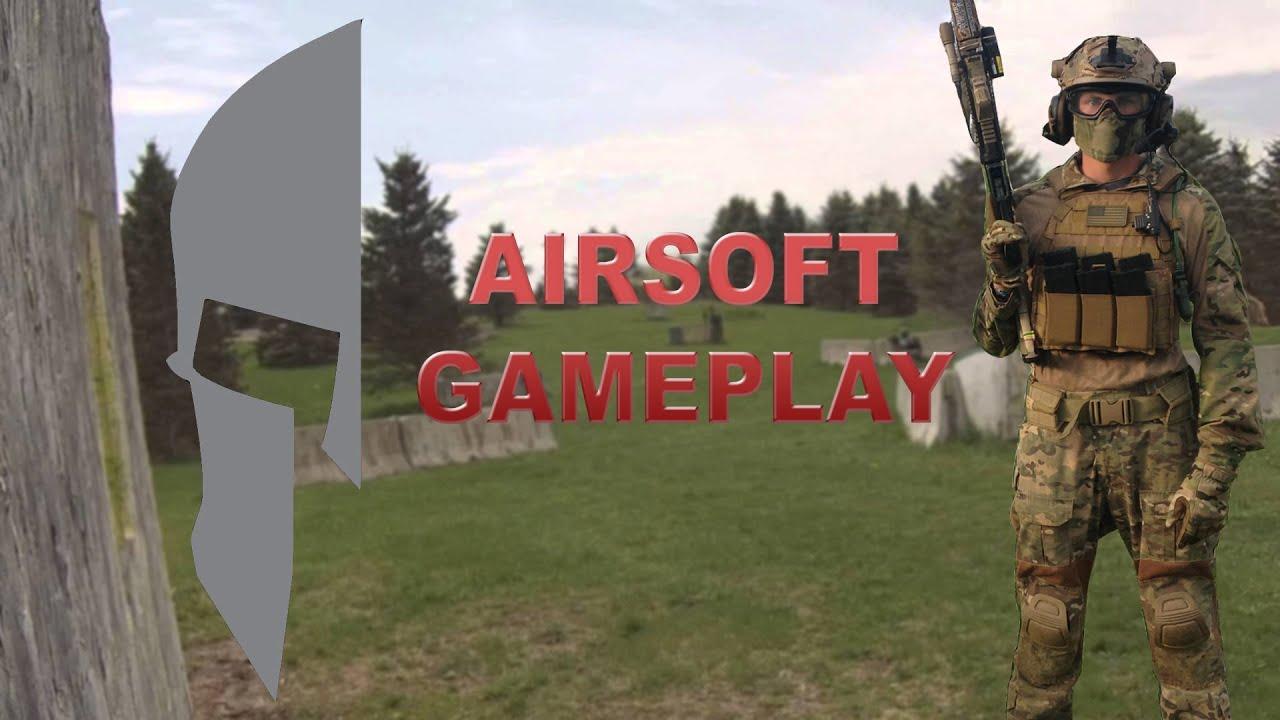 AIRSOFT GAMEPLAY – MN Pro Airsoft – 17/04/2016