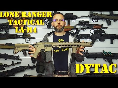 Airsoft – Evolution Airsoft/Lone Star Tactical LA-M4 Carbine [ENG sub]