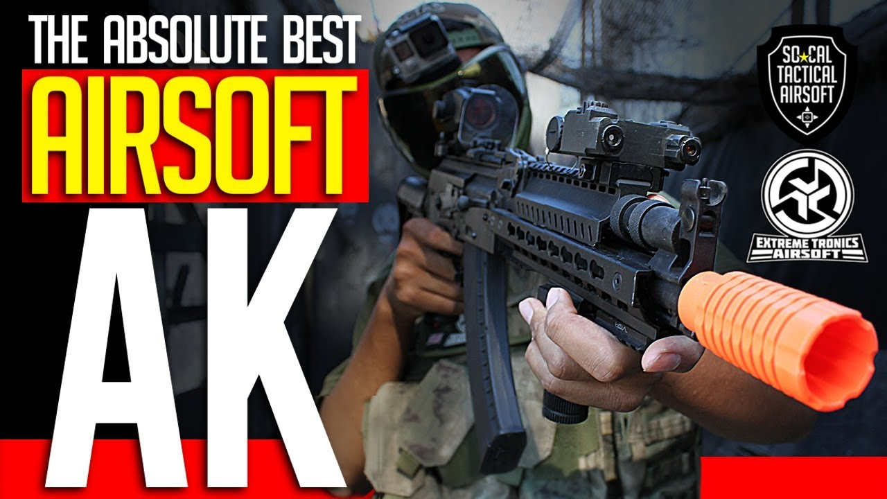 LE MEILLEUR AK AIRSOFT | G & G RK47 REVIEW | Alors. Cal Airsoft tactique