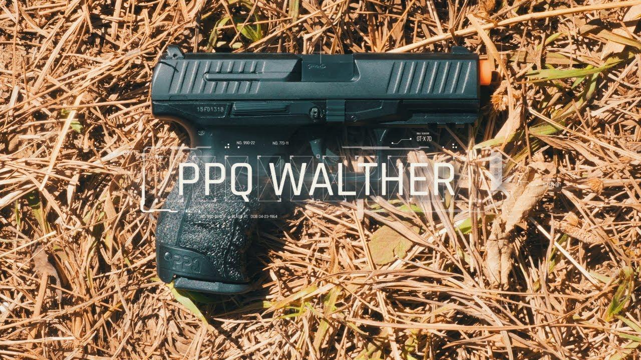 Airsoft PPQ Pistol Walther Spring PLEIN MÉTAL – Revue de Ventureshop