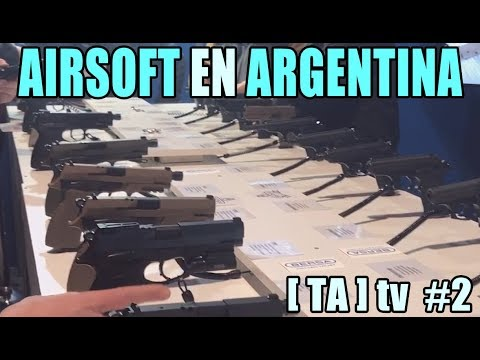 Airsoft en Argentine – AIRSOFT TV TERRITOIRE N ° 2