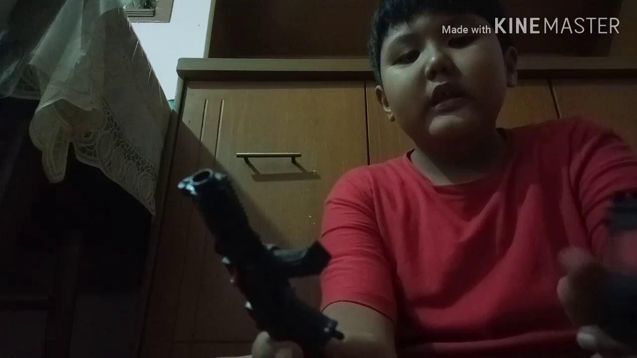 Examen des armes airsoft bohohngan