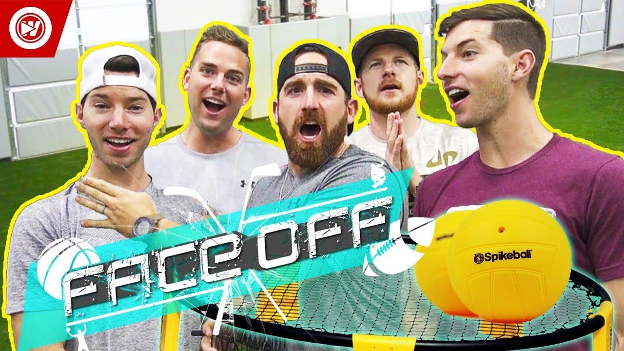 Mec Perfect Face Off | Spikeball