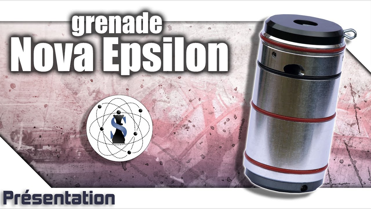 [Nova Epsilon – Strataim] Présentation | Review | Airsoft FR – EN subs