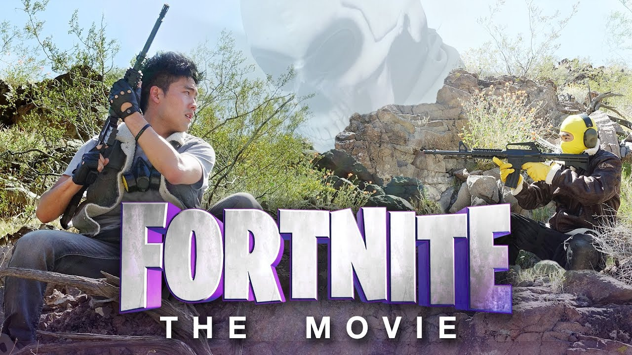 FORTNITE The Movie (Bande annonce officielle)