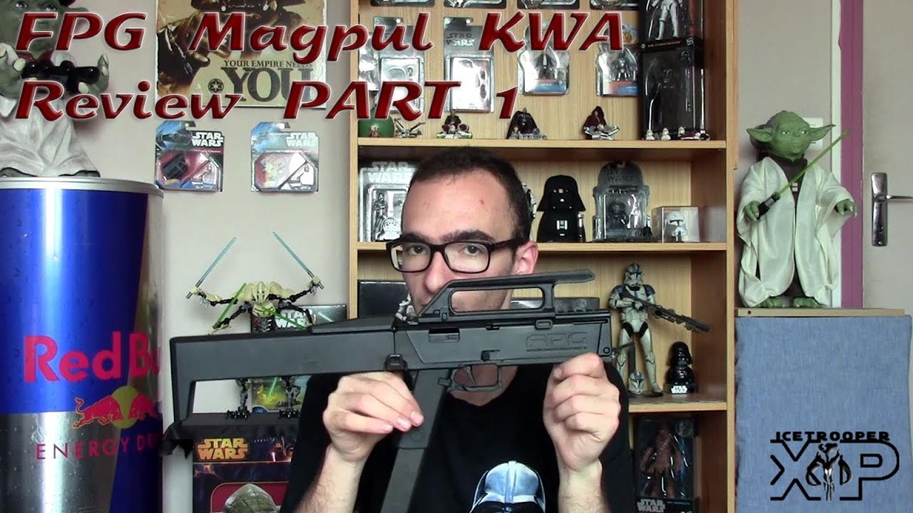 (Airsoft) Review FPG Magpul KWA (PART 1)