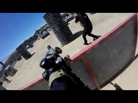 #Airsoft Team Friendly Baja Paintball #Tijuana # Mexique