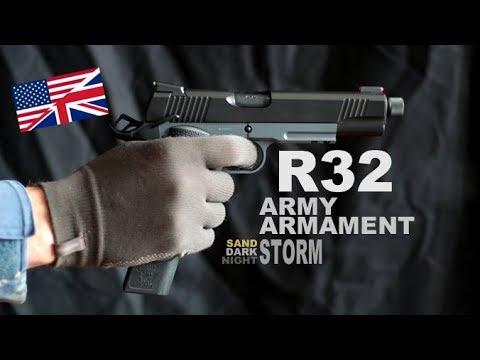 [EN] Armement R32 – Revue Airsoft – Darkstorm, Nightstorm, Sandstorm – Airsoft