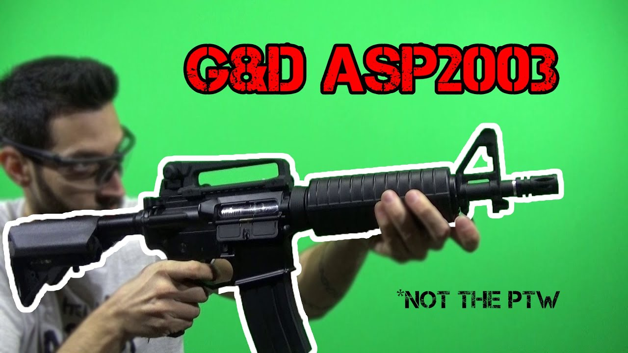"REVUE COMPLETE | G & D – AIRSOFT PIONEER ASP2003 ""PAS le PTW!"""